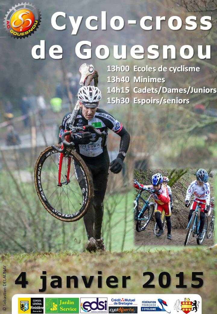 Cyclo cross penguirec VF