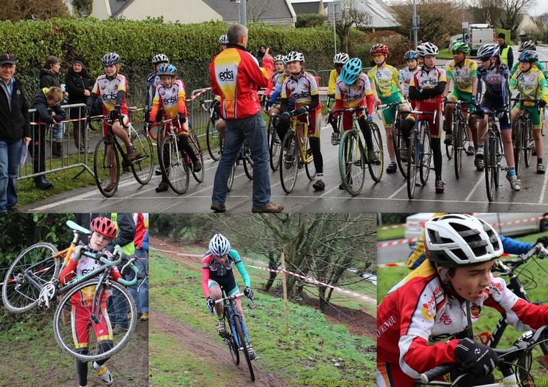 1CycloX Gouesnou 2015 les jeunes