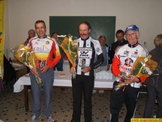 Eric LE FLOCH, vice-champion de Bretagne FSGT 2011 Super Vétéran