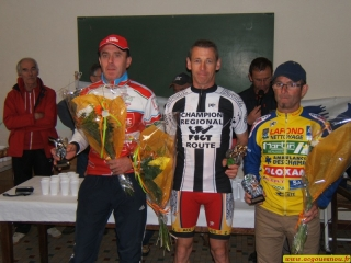 Roger FLOCH, champion de Bretagne FSGT 2011 Vétéran