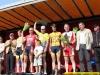 Les vainqueurs ont été récompensés par M. Le Maire et l'Adjoint aux sports de Gouesnou