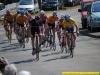 Le Groupe de tête pendant un bon moment de la course