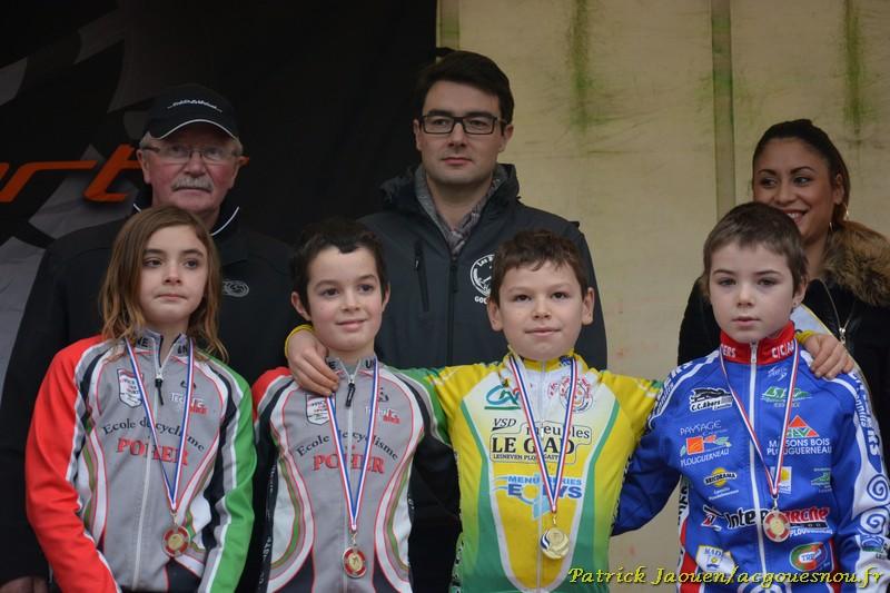 Poussins CycloX Gouesnou 2015
