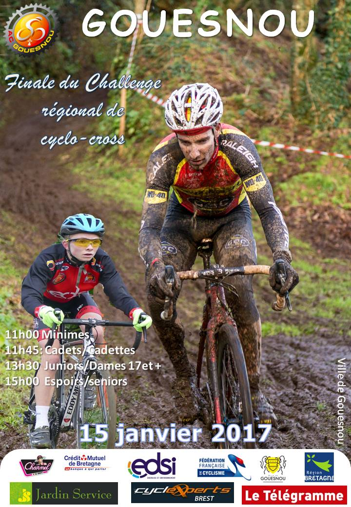 Cyclo-cross de Gouesnou 2017