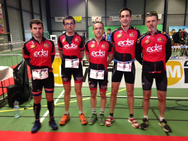 Team ACG Duathlon Avril 2017