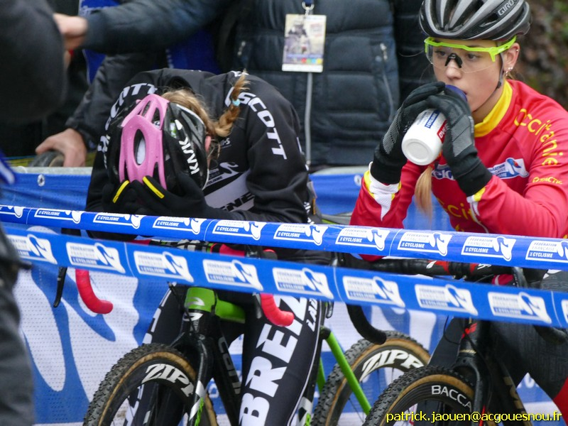 16France CX Besancon 2018 Maeva Squiban