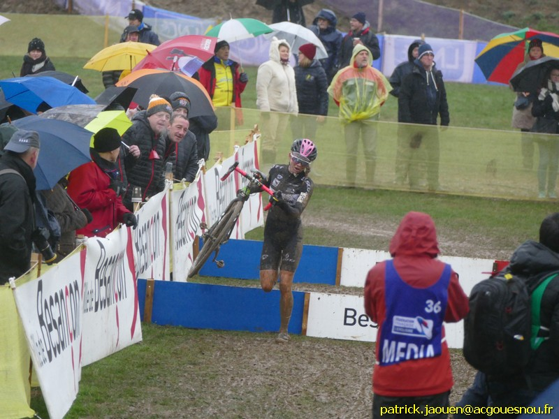 57France CX Besancon 2018 Maeva Squiban