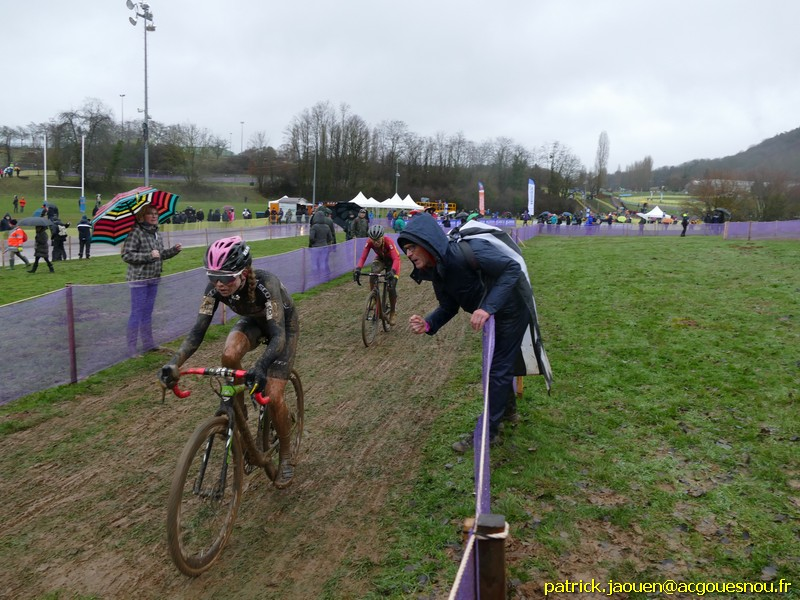 87France CX Besancon 2018 Maeva Squiban