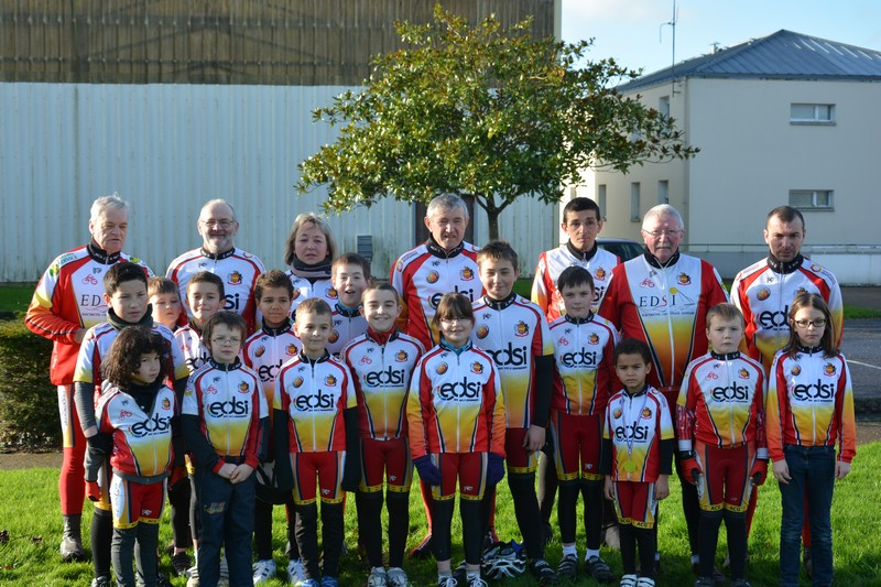 Ecole de cyclisme ACG 2015
