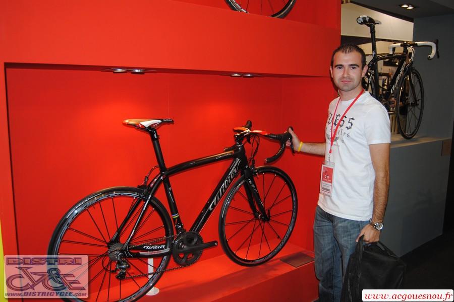 Salon du cycle paris 2011 amicale cycliste de gouesnou for Salon du cycle paris 2018
