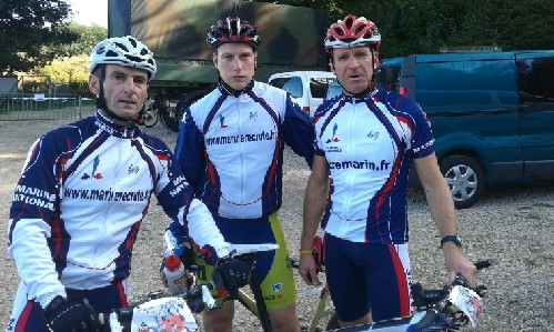 Guy, Vincent et Claude