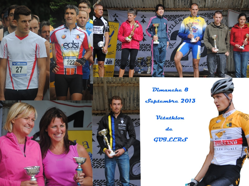 Vetathlon de Guilers 2013